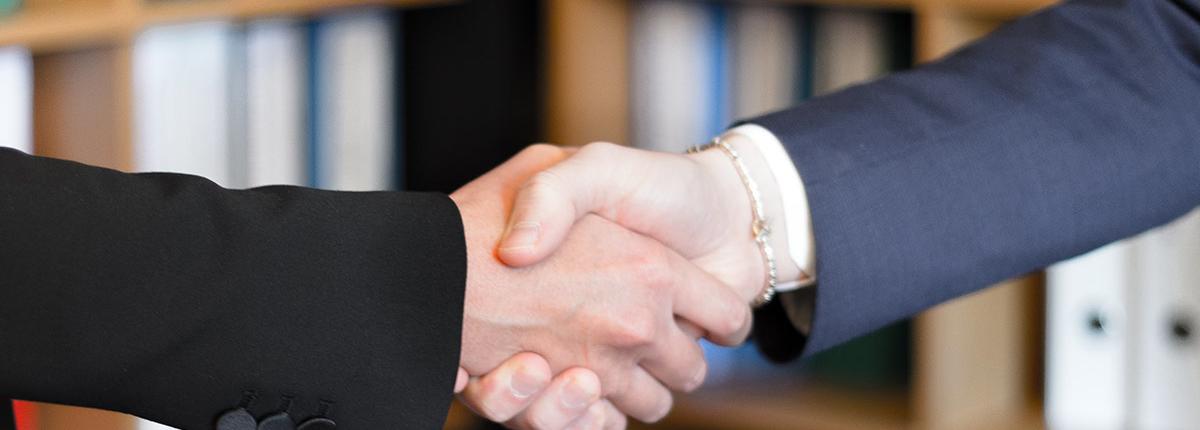lawyers greet